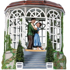 56 56212 the sound of musicr gazebo  music box