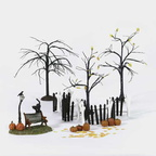 56 53143 ghostly landscape set