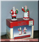 33092-mr.and mrs. santa claus set of 2
