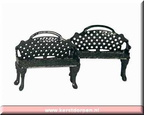 34897-patio benches set of 2