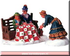 42899-christmas quiltersset of 2