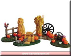 53515-autumn scenery set of 4
