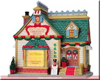 85653-victorian christmas shop