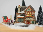 """Dickens' Village, The Magic Of Christmas"" Dickens' Village Series 4042397"