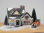 """Snow Village, The Magic Of Christmas"" Original Snow Village 4042406"