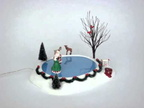 """Christmas Waltz"" Village Accessory 4030378"