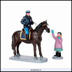 52317 mounted policeman