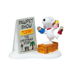 4026958-Snoopy's Christmas Pawpet Show