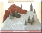 605507 snowy mountain backdrop medium