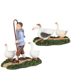 601524 Gooseherd set of 2
