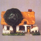 56 50500 thatched cottage
