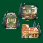 56 65005 christmas carol cottages