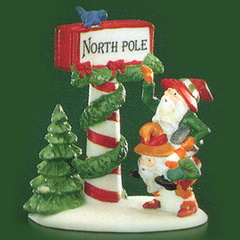 56 56081 trimming the north pole