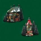 56 56219 north pole shops incl. orleys bell and harness supp
