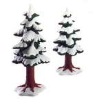 52191 village porcelain pine small