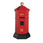 58050 english post box