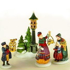 56 58360 ll the 12 days of dickens village two turtle dov