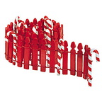 56 52664 candy cane fence
