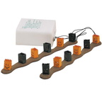 56 52738 halloween led luminaries