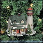 56 98769-craggy cove lighthouse ornament