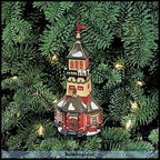 56 98773 santas lookout tower incl pigtail light-ornament