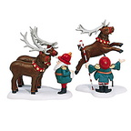 56 56436 reindeer training camp