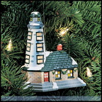 56 98635 lighthouse ornament