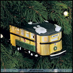 56 98645 street car ornament