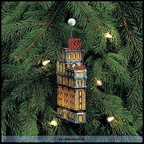 56 98775-the times tower ornament historical landmark series