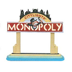 56.13610 monopoly lighted sign