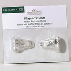 56 53027 village replacement halogen bulbs