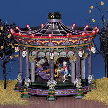 56 55317 ghostly carousel