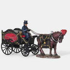 56 58574 horse drawn hearse