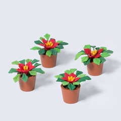 56 53105-potted poinsettias