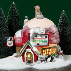 56 56772 christmas critters pet store