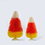 56 53205 candy corn trees