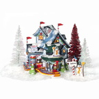 56 56787 frostys christmas weather station