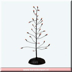 53273 halloween orange twinkle brite tree