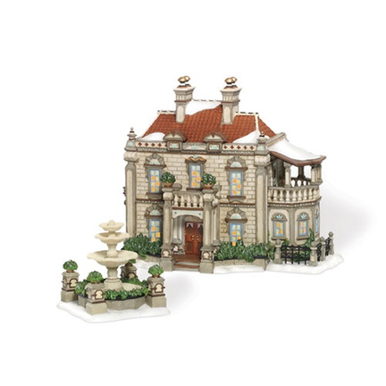 799909 barrow manor set of 2 includes fountain
