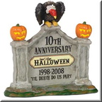 805026 halloween 10th anniversary sign