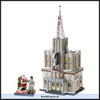 4016899-wdfs radio  celebrate holiday set  set of 2 incl.santa live on wdfs