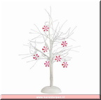 4025369 peppermint lit bare branch tree