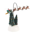 4030744 animated flaming sleigh