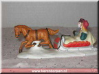 13010-horse and sleigh