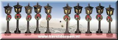 34053-street lamps set of 10