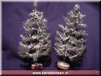 34390-two 12 inch white pine trees