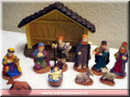 63179-nativity set of 11