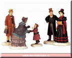 92273-christmas greeting-set of 4