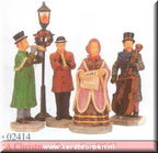 02414-christmas song set of 5