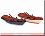 14629-wooden dories set of 2